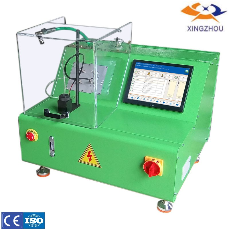 2018 improved encode EPS205 common rail injector test bench bank stand