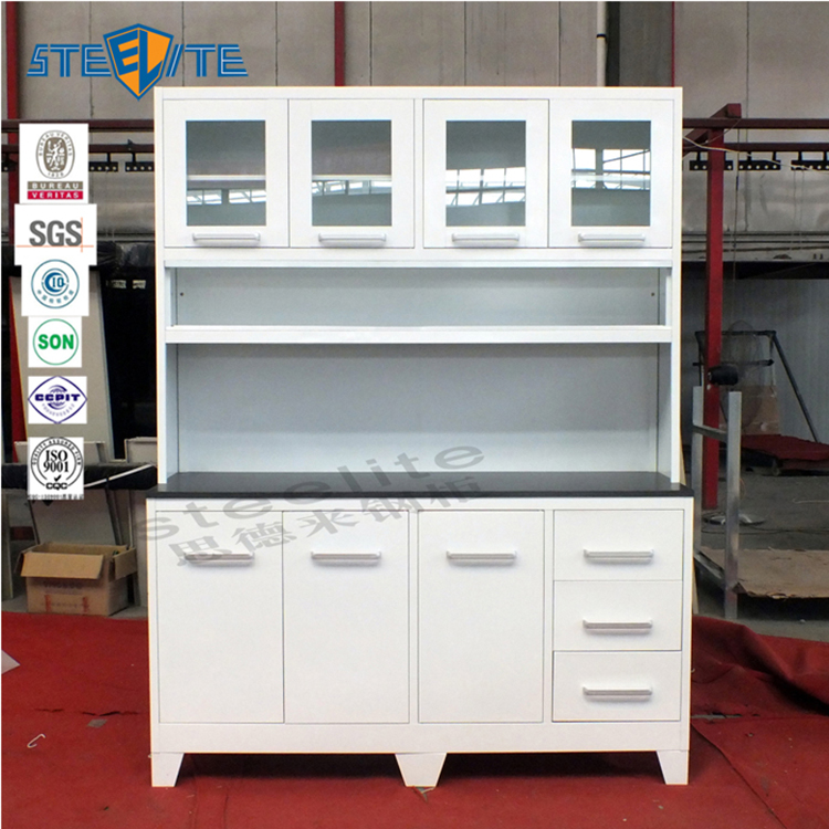 Used White Kitchen Cabinets: White Color China Made Kitchen Cabinets Home Used Kitchen