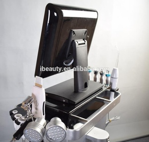 SPA20 2019 newface korea pro portable oxygen dermabrasion skin treatment facial hydrabeauty hydro machine