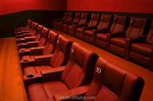 UV832A cinema/theater recliner sofa vip seat free sample