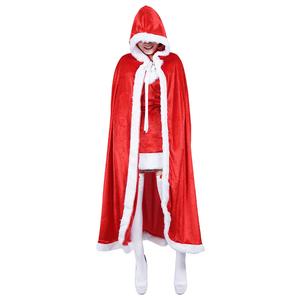 b2dd4e966c0 Quick Shipping Amazon Hot Sale Long Shawl Christmas Costume For Adults