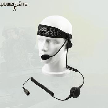 Waterproof Radio Communications Headset For An/prc 343 Personal Role Radio  - Buy Waterproof Radio Communications Headset,Military Tactical