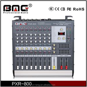 Best Price 700W Professional DJ Mixer Controller Power Amplifier