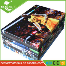 Basketball Champion NBA Printed Canvas for Basketball Fans
