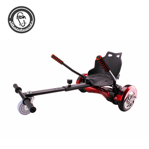 Newest cheap hover kart kit for 10inch 2 wheel electric scooter