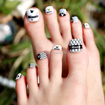 Beauty Sticker Gmp Toe Nail Art Foil Stickers Glitter Country Flag Manicure Adhesive For
