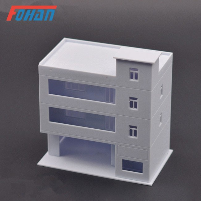sla printing building model mock up sample services in china buy