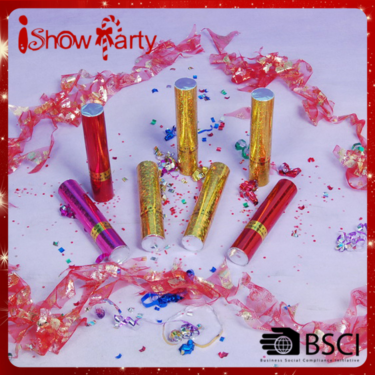 2017 Hot Sale Low Price confetti shooter gun