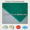 Sunhouse twin-wal polycarbonate hollow sheet