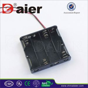 Daier rv dual 12v battery box