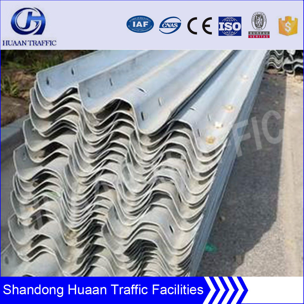 Highway security used road safety barrier