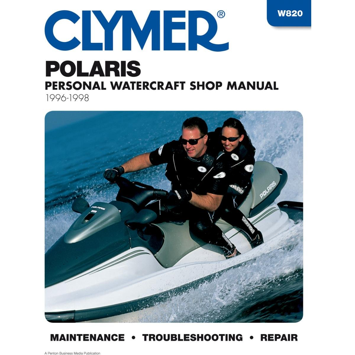Get Quotations · Clymer Repair Manual for Polaris Watercraft PWC 96-98