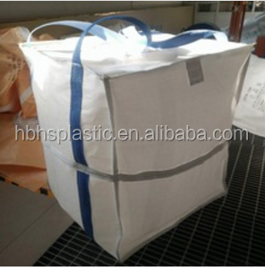 Professional custom made 1 ton pp woven sand container jumbo big bag