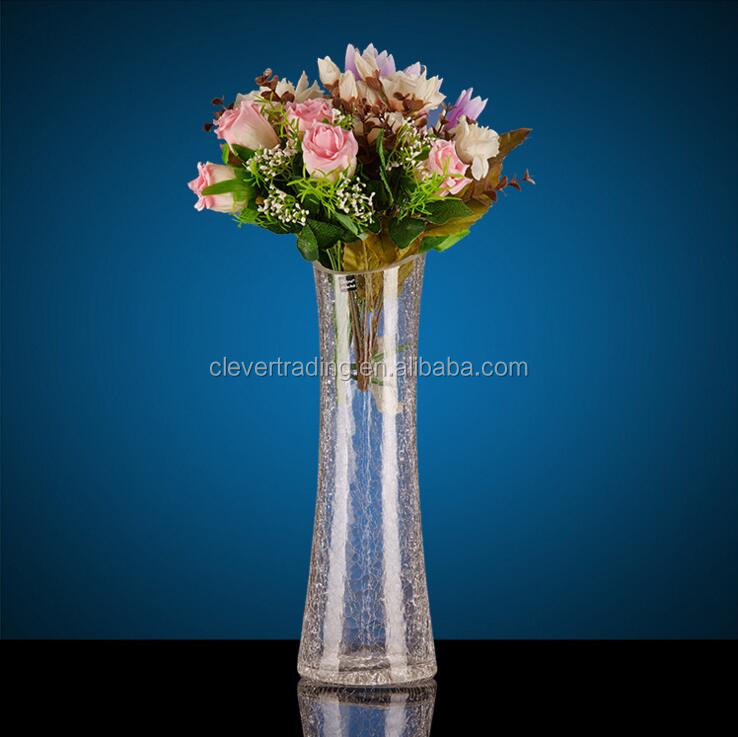 Alibaba & Wholesale Flower Shape Tall Slim Glass Vase - Buy Flower Shape Glass VaseSlim Glass VaseTall Glass Vase Product on Alibaba.com