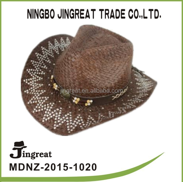 e47197a57daae Cowboy Hats At Us Toy. Cowboy Straw Sombrero Hats Whole. Cowboy Straw  Sombrero Hats Whole. T65 1fashion Bulk Straw Cowboy Hats With Wood Bead For  Mens View