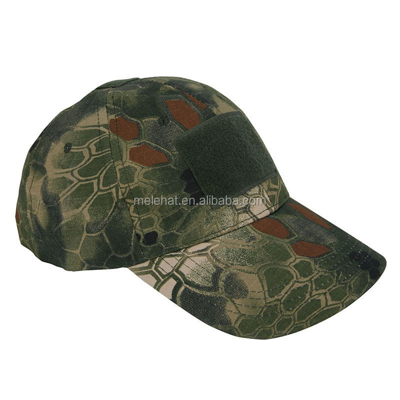 Rattlesnake Contractor Military Army Operator Tactical cap hat Camo Baseball Cap highlander mandrake condor tactical cap
