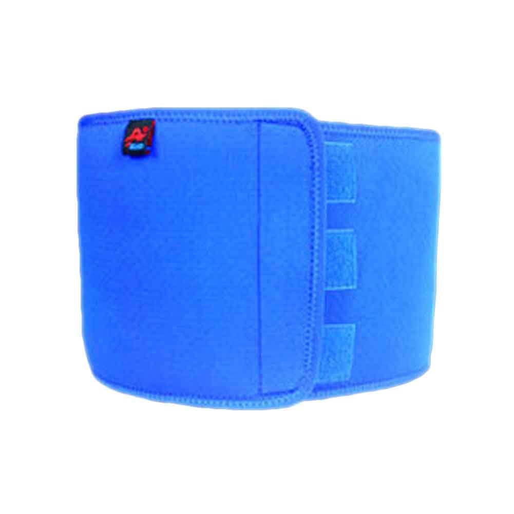 CHUANGLI Waist Trimmer Belt Support Brace, Adjustable Lower Back Lumbar Support Straps Breathable Stomach Wrap Waist Trainer Girdle