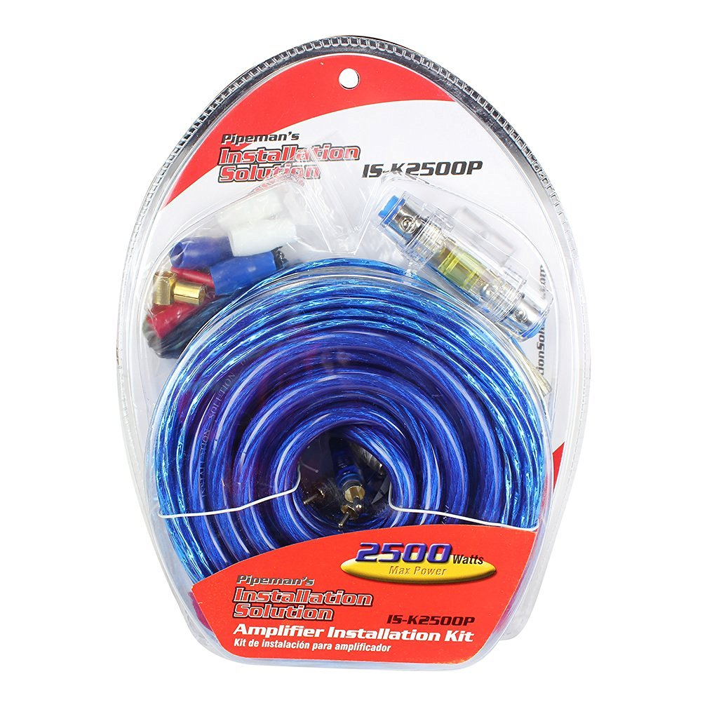 Cheap 0 Gauge Amp Wire Kit Find Deals On Line Bullz Audio 8 Car Amplifier Installation Power Wiring Get Quotations Nippon Pipeman 4 Blue Silver Afc Fuse