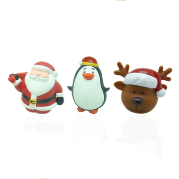2017 Hot sale Promotional Christmas toys, santa clause toys for decoration, christmas figurine gifts