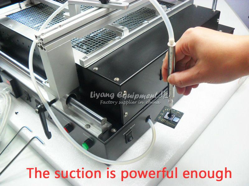 Ly IR PRO SC V 3 инфракрасный горячий воздух 2 в 1 BGA паяльная станция сварочный аппарат для ремонта ноутбука настольная игровая консоль
