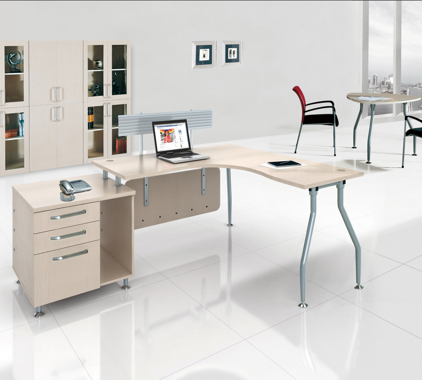 Single Seat Office Desk, Single Seat Office Desk Suppliers And  Manufacturers At Alibaba.com