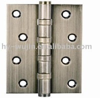 Stainless steel adjustable cabinet hinge