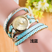 2017 NEW ARRIVAL WOMEN WATCHES LONG STRAP FASHION LADY WATCH