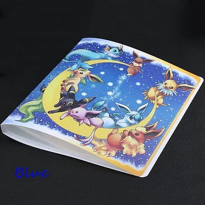 Collection Albums Pokemon cards Cartoon Album Book List playing cards toys Novelty gift Photo Album In 6 Inch