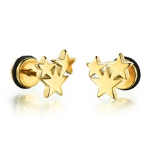 Gold Earrings For Boys Supplieranufacturers At Alibaba