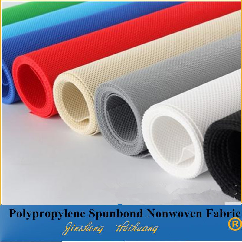 Guangzhou Manufacturer Direct Sale Polypropylene Spunbond Nonwoven Fabric/Nonwoven Fabric Rolls/Non woven Fabric