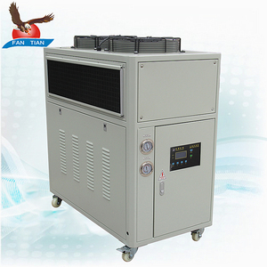 8kw Air Cooled Hydraulic Oil Chiller