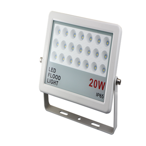 20W SMD led flood light, 100lm/w AC85-265V PF>0.9, 3 years warranty