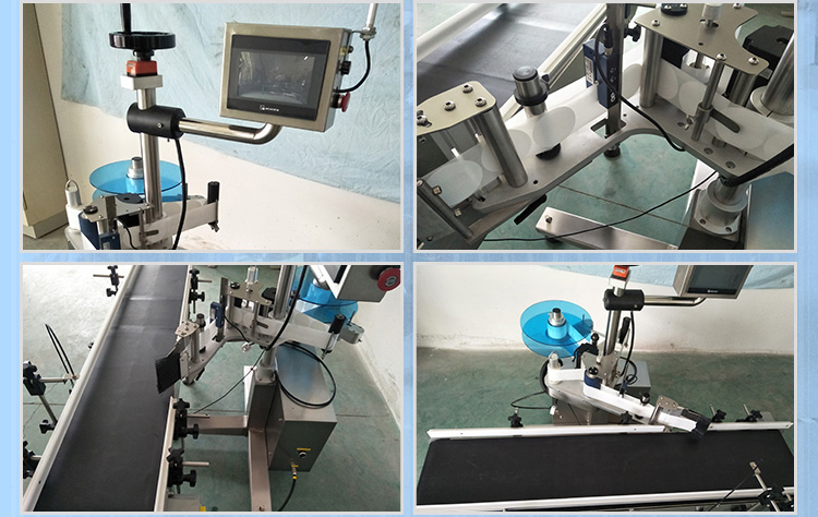 New Product Custom Made On-Line Labeling Machine Price