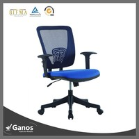 Relief high weight capacity chairs with adjustable armrest
