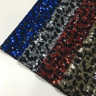 Newest Fashion Design colorful cheap wholesale gold sequin fabric