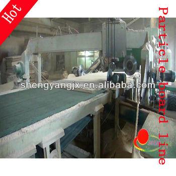 Wood Based Panel Board Machinery Woodworking Machine