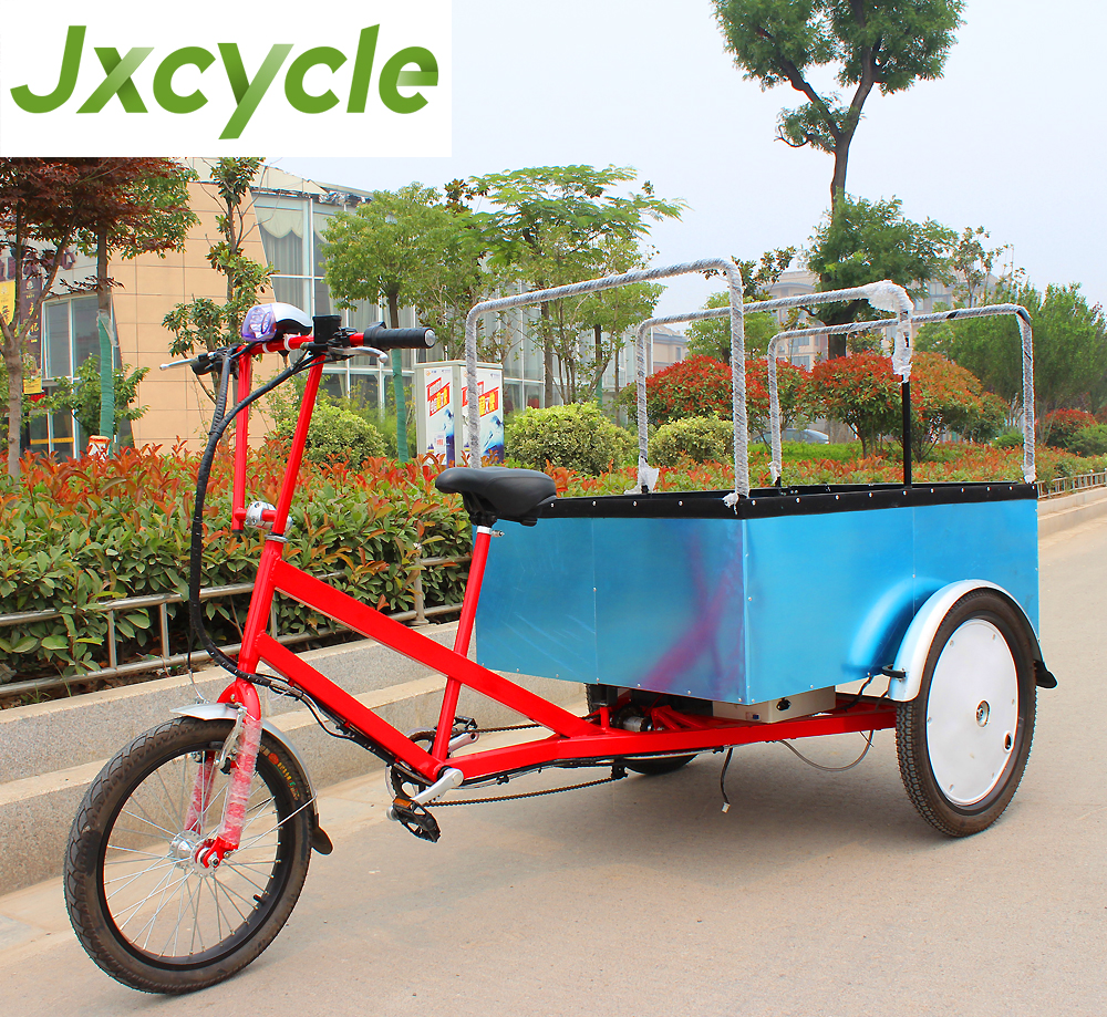 CE approved JX-T05 Electric Cargo Bike/Trike
