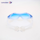 2018 New design best prices silicone anti fog swim goggles for asian