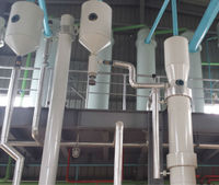 vegetable oil refinery machine plant manufacturer