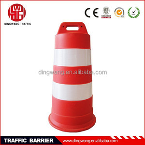 Plastic barrier&Traffic cone