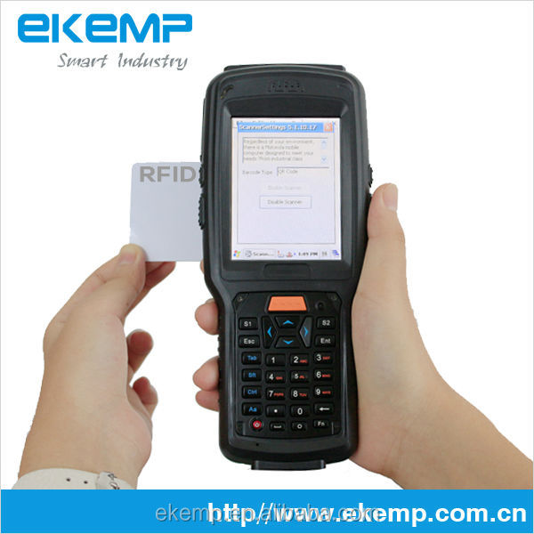 EKEMP All-In-One PDA Support RFID Reader With LF,HF ( X6)