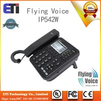 ETI 4 Lines wifi voip cordless phone with