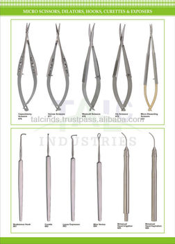 Ophthalmic Surgery Instruments,Micro Surgical Eye Care Equipments Tools -  Buy Micro Surgical Eye Care Equipments Tools Product on Alibaba com