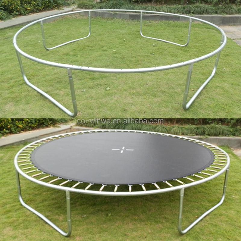 Trampoline Springs B Q: 3m Round Trampoline,Fun Bounding Table,Cheap Children