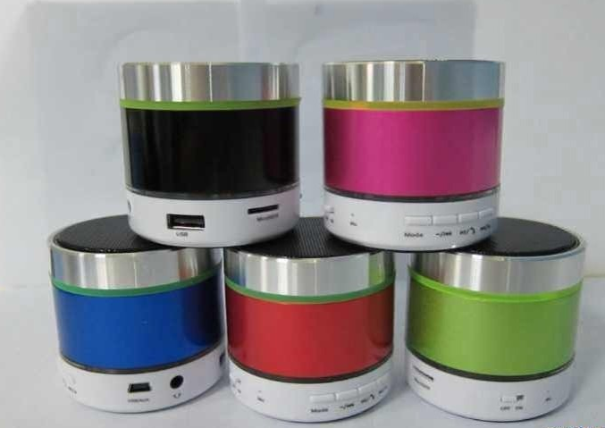hot selling mini bluetooth speaker wireless portable 7 colors Small size Good sound