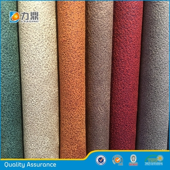 Turkey Nubuck Sofa Fabric Types