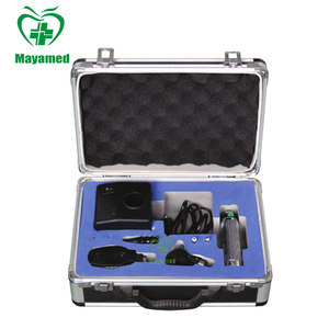 MY-G042D Professional Medical diagnostic digital Ophthalmoscope and otoscope set