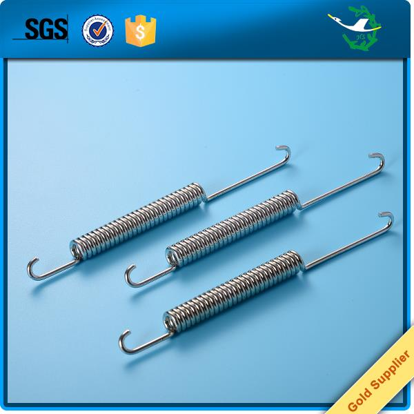 High precision custom coil steel micro tension spring