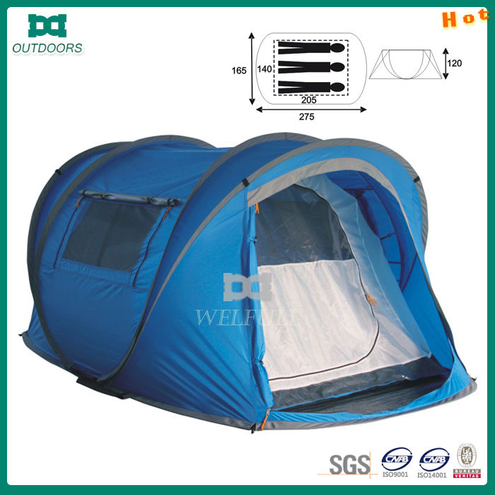 Adult mountain climbing pop up tent wholesale