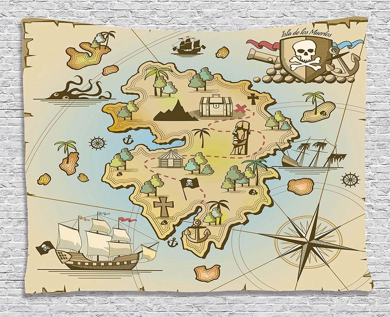 карта острова сокровищ картинки если хотите поделиться